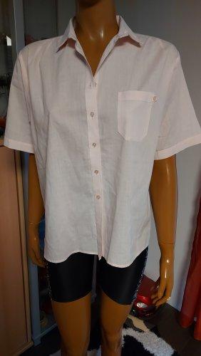 hellrosa Damen Bluse Größe 46