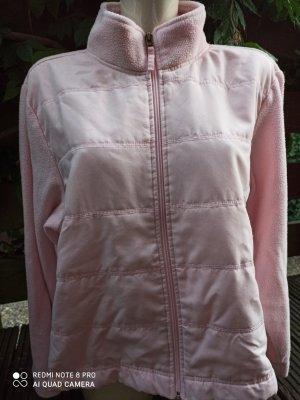Fleece Jackets light pink