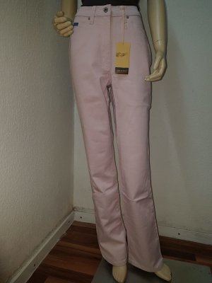 Arizona Straight Leg Jeans dusky pink