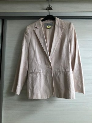 Warehouse Klassischer Blazer rosa-rosa empolvado Lino
