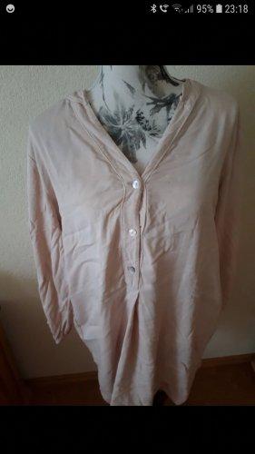 Blind Date Lange blouse rosé-lichtroze
