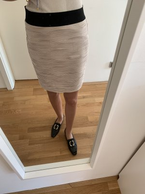 Hellrosa Pencil-Skirt
