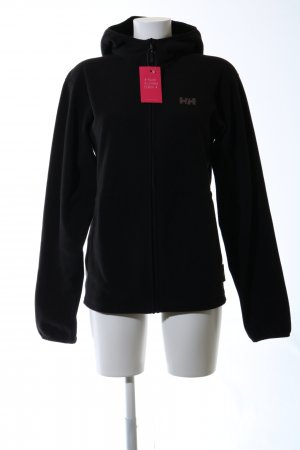 Helly hansen Fleecejacke schwarz Casual-Look