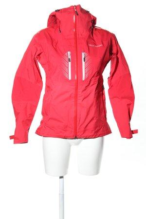 Helly hansen Outdoorjacke rot sportlicher Stil