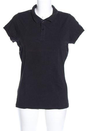 Helly hansen Polo-Shirt schwarz Casual-Look