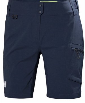 Helly hansen Pantalón corto deportivo azul oscuro