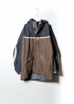 Helly Hansen Unisex Outdoor Jacke in Grau