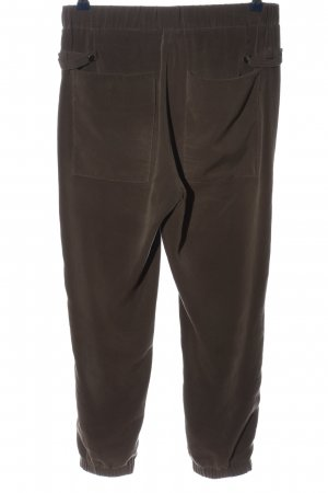 Helmut Lang Baggy Pants hellgrau Casual-Look