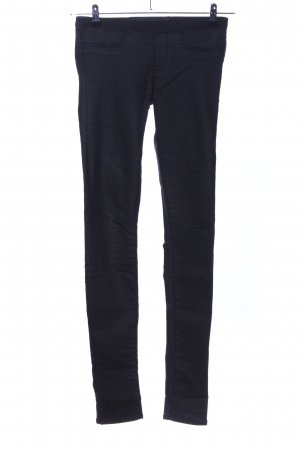 Helmut Lang Jeggings schwarz Casual-Look
