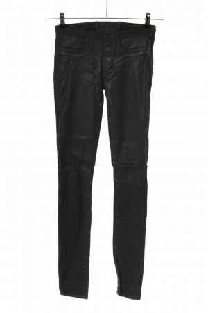 Helmut Lang Leggings schwarz Casual-Look