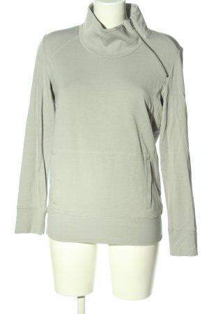 Helmut Lang Felpa grigio chiaro stile casual
