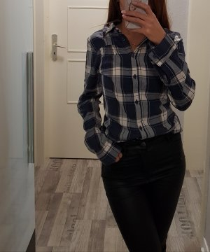 C&A Houthakkershemd donkerblauw