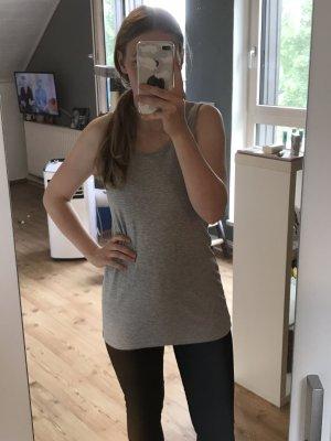 FitZ Camicia a maniche corte grigio chiaro