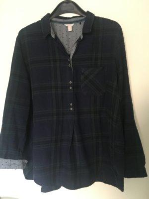 Esprit Flannel Shirt multicolored cotton