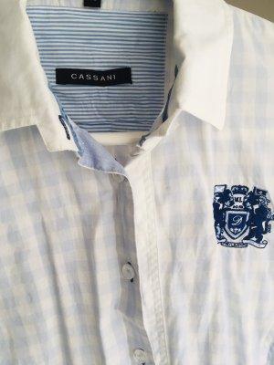 Cassani Shirt met lange mouwen veelkleurig Katoen