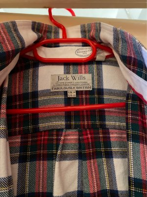 Jack Wills Flannel Shirt multicolored