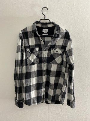 Pull & Bear Flannel Shirt multicolored