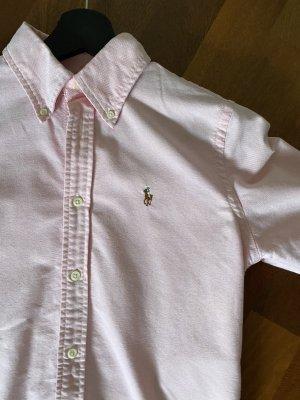 Ralph Lauren Camicia a maniche corte rosa pallido-rosa antico