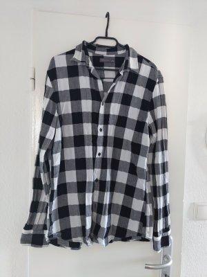 angelo litrico Shirt Blouse white-black