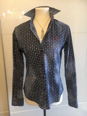 Lauren Jeans Co. Ralph Lauren Camisa vaquera multicolor