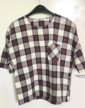 Zara Short Sleeve Shirt multicolored