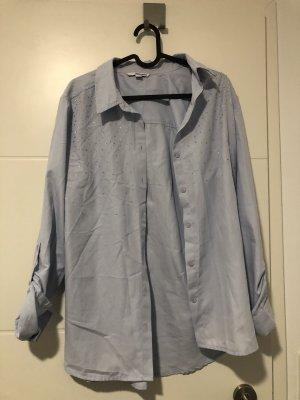 Tally Weijl Shirt met korte mouwen lichtblauw