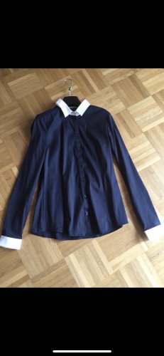 Esprit Camicia a maniche lunghe nero-bianco