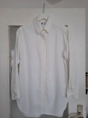 Uniqlo Camicia blusa bianco-bianco sporco