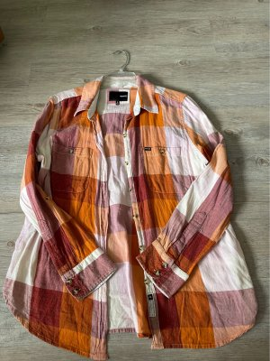 Hurley Camicia da boscaiolo multicolore