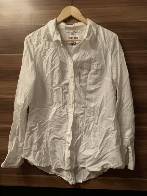 Tally Weijl Shirt met lange mouwen wit