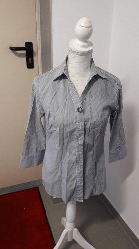 Short Sleeve Shirt white-blue