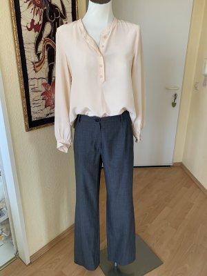 Comptoir des Cotonniers Silk Blouse nude silk