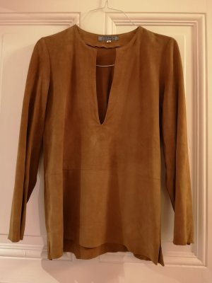 Jodhpur Leather Shirt multicolored