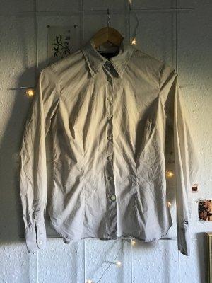 Hemd (beige/weiß)