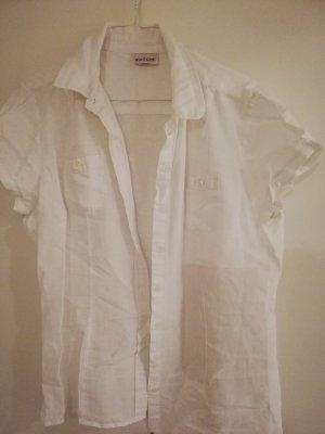 Biaggini Camicia blusa bianco sporco
