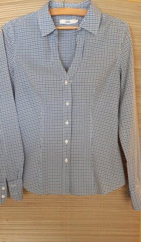 0039 Italy Tradycyjna bluzka błękitny