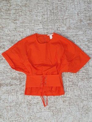 Hemd-Bluse | Gr. 34