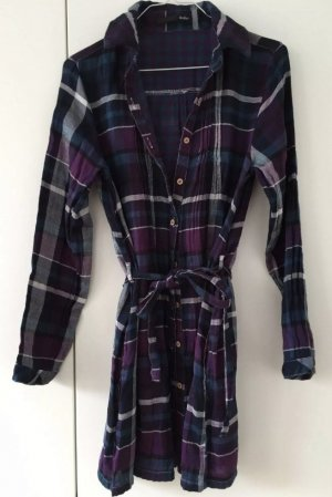 Checked Blouse multicolored
