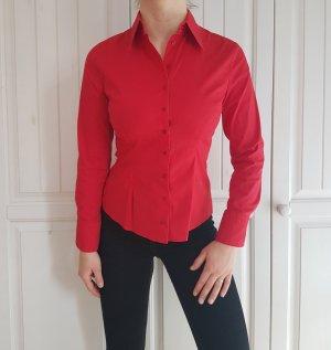 Hemd Bluse rot top Business anzug tshirt t-shirt shirt pulli pullover sweater hoodie