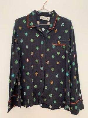 Hemd Bluse Seide Kenzo H&M