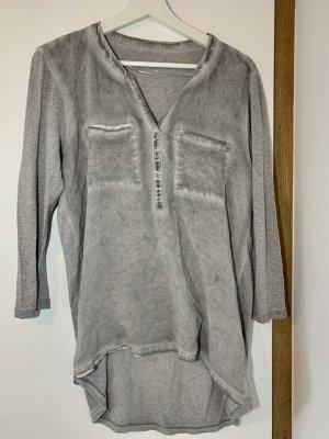 Tom Tailor Camicia blusa grigio
