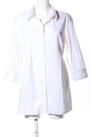 Hemd-Bluse weiß Casual-Look