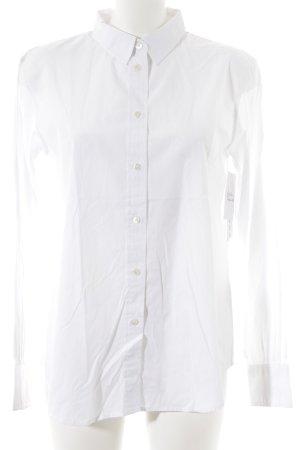 Hemd-Bluse weiß Elegant