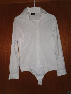 Melrose Bodysuit Blouse white