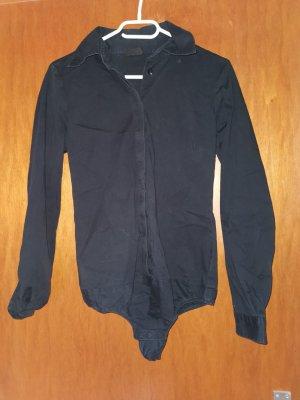 Melrose Bodysuit Blouse black