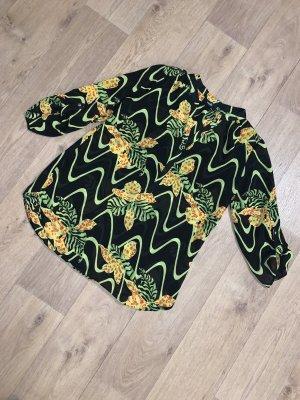 Camisa hawaiana multicolor