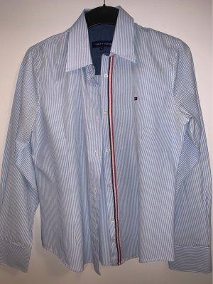Tommy Hilfiger Chemise à manches longues bleu azur