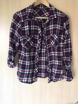 Tally Weijl Flannel Shirt multicolored