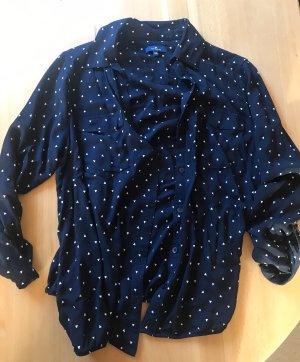 Hemd, dunklerblau