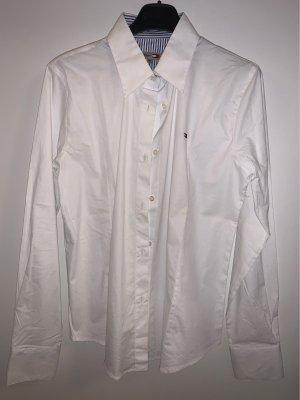 Tommy Hilfiger Chemise à manches longues blanc